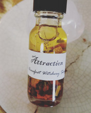 Attraction Oil, Draw Love, Money, Manifest Your Desires and Goals