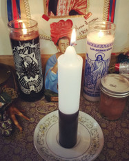 Uncrossing Candle Spell Service, Spellbreaker, Blockbuster Working, For Healing, Purification, Cleansing, Return Negativity To Sender, Open The Flow of Blessings