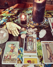 Three Question Tarot Card Reading