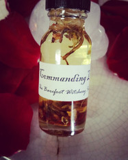 Commanding Love Oil