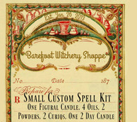 Small Custom Spell Kit, Customized For Your Needs