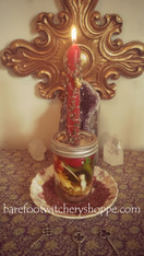 Sweet Jar For Love, Returning Lost Lover, Blessing a Union, Healing Broken Relationships, Reinforcing the Bond, New Love