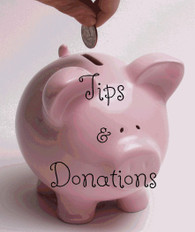 Tips & Donations