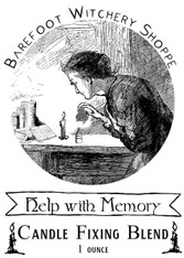 Help with Memory Candle Fixing Blend