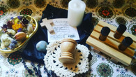 Ancestral Altar Set, Small, Travel Size.  Limited Edition