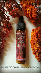 I Won't. Back. Down. Ritual Oil, for Uncrossing. Limited Edition