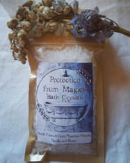 Protection from Magick Bath Crystals