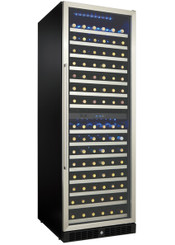 Danby Silhouette EXECUTIVE WINE CELLAR DWC166BLSRH