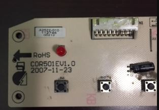DISPLAY BOARD - for ARC-14S/ARC-141BG ( A2522-010 )