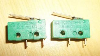 Micro switch for IMC-270MB/IMC-270MR/IMC-270MS/IMC-330WS/IMC-490SS/IMC-491DC