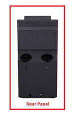Rear PANEL for ARC-14S/ARC-14SH/ARC-141BG/ARC-143MX