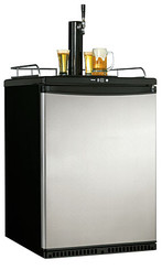 Danby Designer Keg Cooler - DKC645BLS