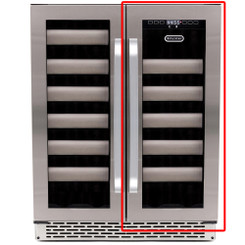 """Whynter BWR-401DS Right Replacement Door (28"""" Height)"""
