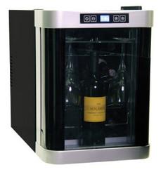 Haier 15-Bottle Display Window Wine Cellar - HVDW15ABB