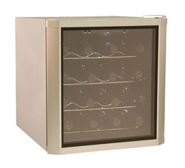 Haier 16-Bottle Thermoelectric Wine Cellar - HVTS16ASS