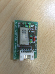 Humidity sensor assembly for Whynter RPD-501WP