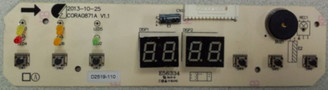Display CONTROL BOARD for RPD-702WP - new