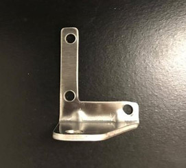 Bottom hinge stainless steel for UIM-502SS BOR-326FS MIM-14231SS (LEFT)