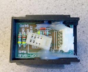 Rpd-651W Humidity Sensor