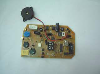 Whynter IC-2L Timer Control Board
