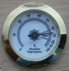 Whynter CHC-120S CHC-172BD CHC-251S Hygrometer