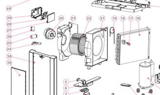 Whynter ARC-14SH Custom Order Parts