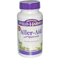 Oregon's Wild Harvest, Aller-Aid with Quercetin, 90 Veggie Caps