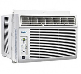 Danby Window A/C 8,000 BTUs