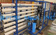 التناضح العكسي للمياه المالحة   15x1,000 و 3x9,000 و 3x30,000 GPD - العراق