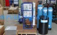 جهاز معالجة المياه بطريقة التناضح العكسي 3,000 GPD - شيلي