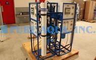 أجهزة التناضح العكسي التجاري للمياه المالحة 5X1,500 GPD - الإمارات العربية المتحدة