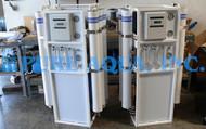 جهاز التناضح العكسي للمياه المالحة 2,000 GPD - بولندا