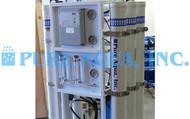 جهاز معالجة المياه بالتناضح العكسي  9,000 غالون فى اليوم - الولايات المتحدة الأمريكية