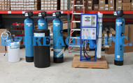 التناضح العكسي للمياه المالحة 4,500 GPD- غيانا
