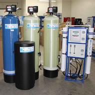 نظام التناضح العكسي للمياه المالحة 8000 GPD - غانا