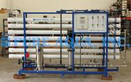 نظام التناضح العكسي للمياه المالحة  33,000 GPD - جيبوتي