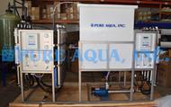 نظام تناضح عكسي مزدوج المراحل للصناعات الدوائية 8,000 غالون فى اليوم - بوليفيا