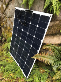 95 Watt Sunpower flexible lightweight solar panel