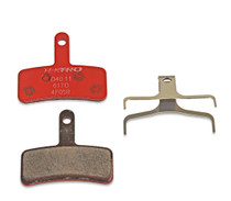 Tektro D40.11  Metal Ceramic Brake pads with return spring (fits Dorado/HD-E710)
