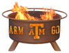 Patina Products - University of Texas A&M College Fire Pit - F232 6