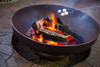 """Ohio Flame Patriot 42"""" Diameter Fire Pit Natural Steel - OF42FPNSF 2"""