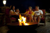 """Ohio Flame Patriot 42"""" Diameter Fire Pit Natural Steel - OF42FPNSF 8"""