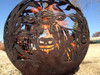 Fireball Fire Pits - Farm - 37.5 inch Fire Globe 8