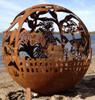 Fireball Fire Pits - Farm - 37.5 inch Fire Globe 12
