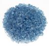1/4 inch Pacific Blue Classic Fire Glass 1