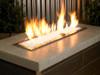 1/4 inch Starfire Classic Fire Glass 4