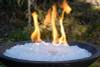 1/4 inch Starfire Classic Fire Glass 3