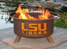 Patina Products - LSU University College Fire Pit - F221