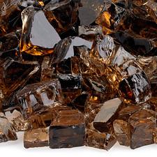 1/2 inch Copper Classic Fire Glass