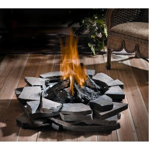 Napoleon Patioflame Outdoor Propane Fire Pit   GPFP 2